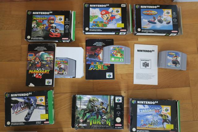 [VDS] Lots 9 Jeux N64, 20 jeux NES, 6 Jeux SWITCH, et 21 Jeux Super Nintendo IMG-0093