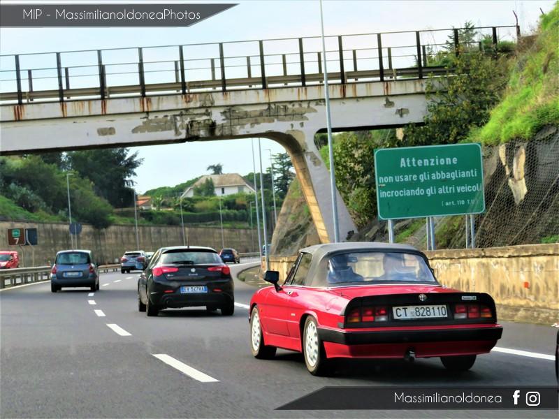 avvistamenti auto storiche - Pagina 2 Alfa-Romeo-Spider-Quadrifoglio-Verde-2-0-125cv-88-CT828110