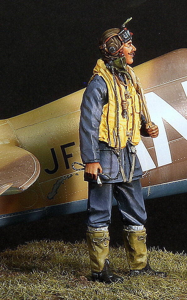 RCAF pilot, 417 Sq Marcianise Italy, janv 1944 IMG-3400-001