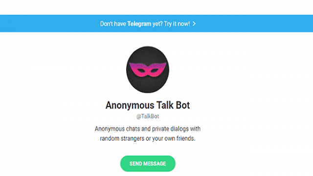 Kenapa Anonymous Chat Telegram Tidak Muncul? Begini Solusinya
