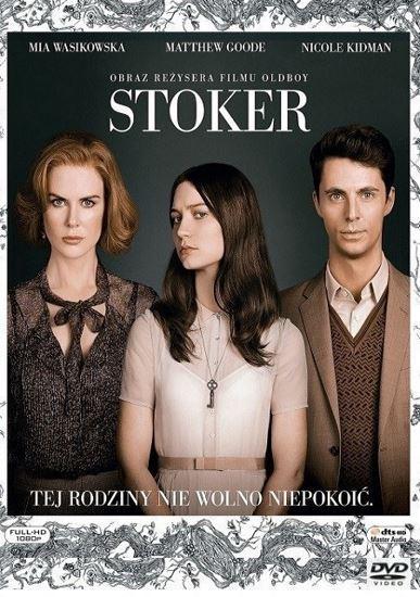 Stoker (2013) PL.AC3.DVDRip.XviD-GR4PE | Lektor PL