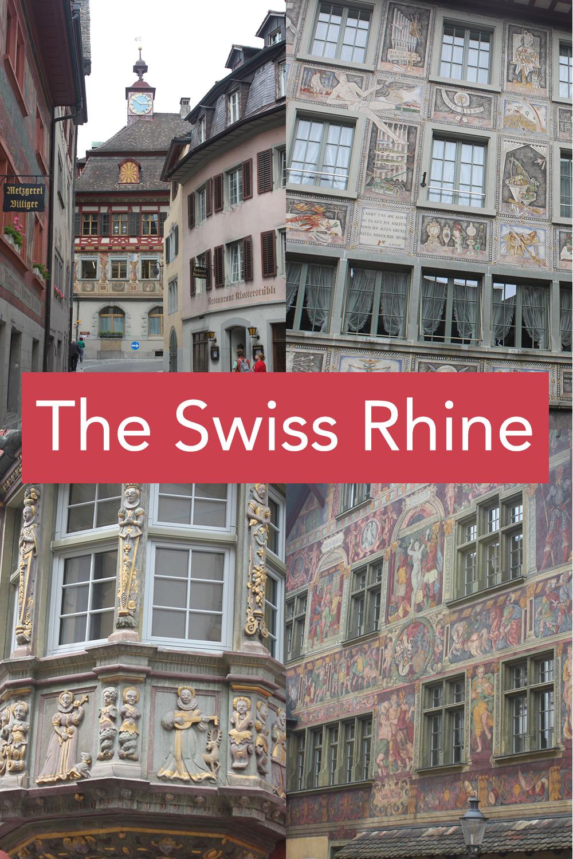 Day Trip to the Swiss Rhine