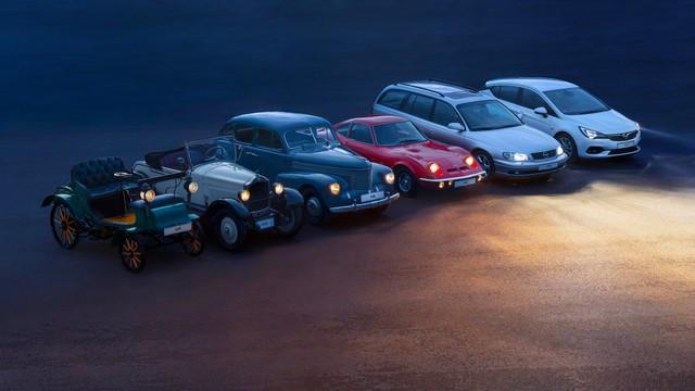 Une lumière sans danger : feu bleu pour l'Opel Grandland X Opel-Intelli-Lux-Matrix-Licht-511380
