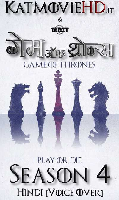 Game Of Thrones S4 (Season 4) Hindi [Voice Over] 480p 720p 1080p HD [Episode 4-6 Added] 1XBET