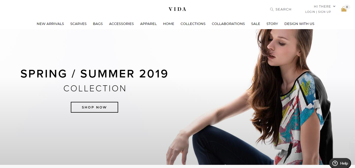 The VIDA travel product recommended by Perry Betts on Pretty Progressive.