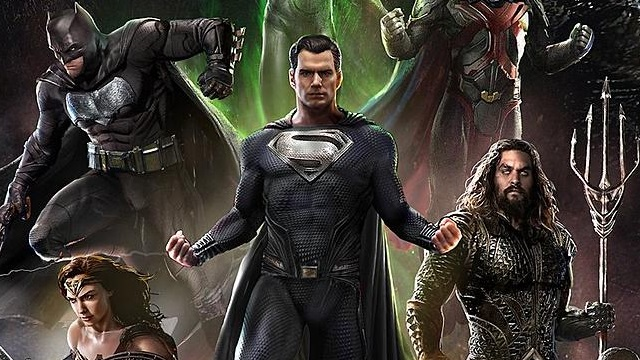 JUSTICE LEAGUE: Snyder Cut Zack Snyder