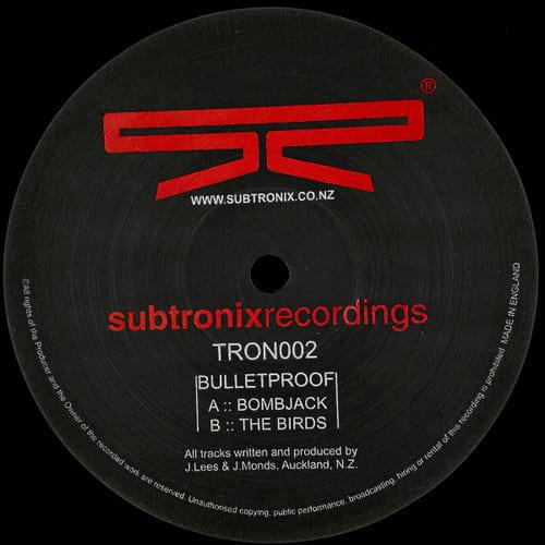 Download Bulletproof - Bombjack / The Birds mp3