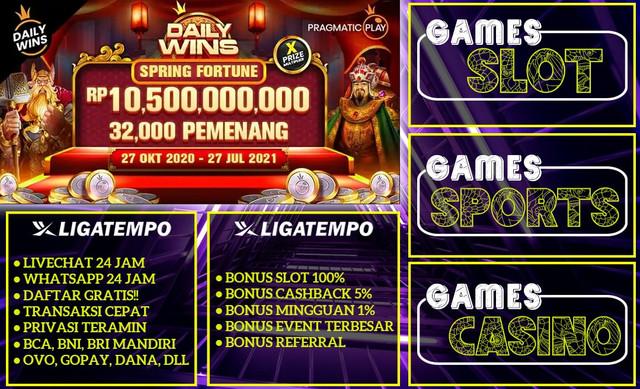 KUMPULAN SITUS GAME SBOBET CASINO SLOT JOKER123 TERLENGKAP JUDI BOLA ONLINE TERPERCAYA INDONESIA 2021