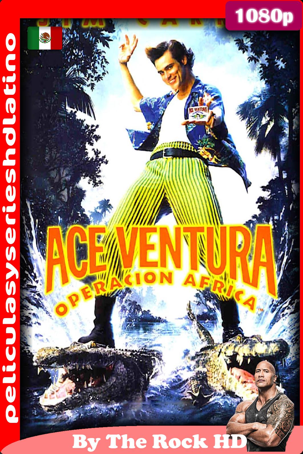 Ace Ventura: When Nature Calls (1995) [1080p] [Latino] [Google Drive]