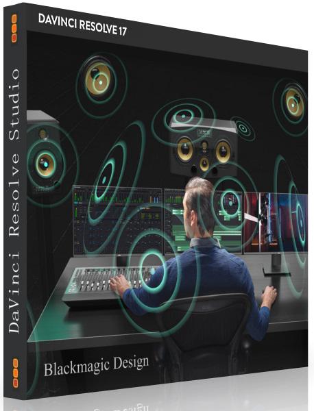 Blackmagic Design DaVinci Resolve Studio 17.4.0.12