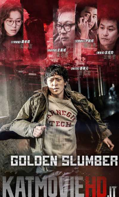 Golden Slumber (2018) Dual Audio ( Hindi Dub + Korean) BluRay 720p & 480p