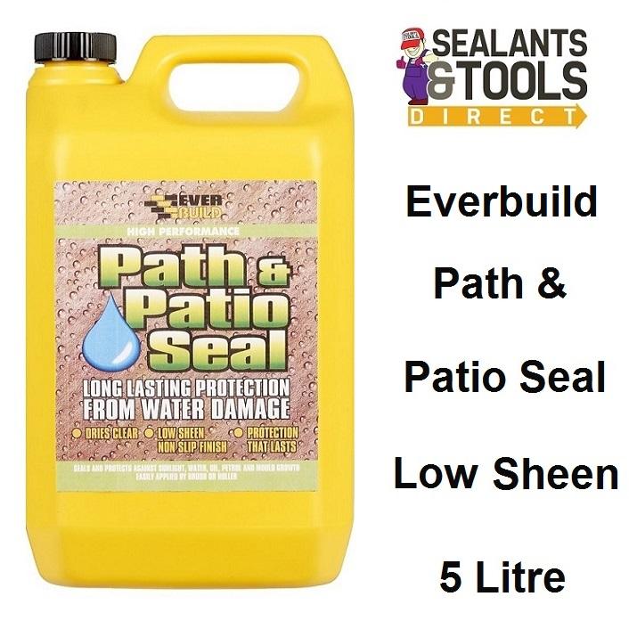 Everbuild 405 Path & Patio Seal Sealer 5 litre PAT5