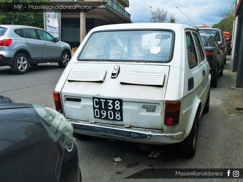 avvistamenti auto storiche - Pagina 23 Fiat-126-600-75-CT380908
