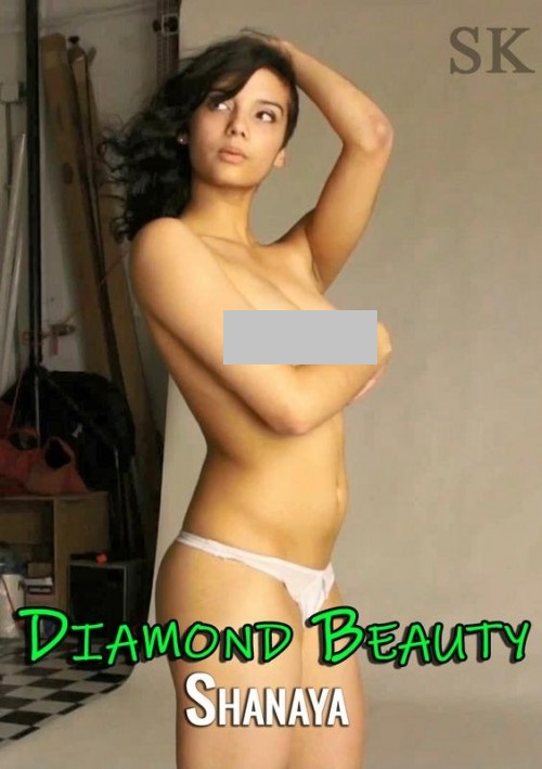 18+ Diamond Beauty Shanaya (2019) Hindi Shanaya Abigail Hot Video 720p HDRip 72MB Download