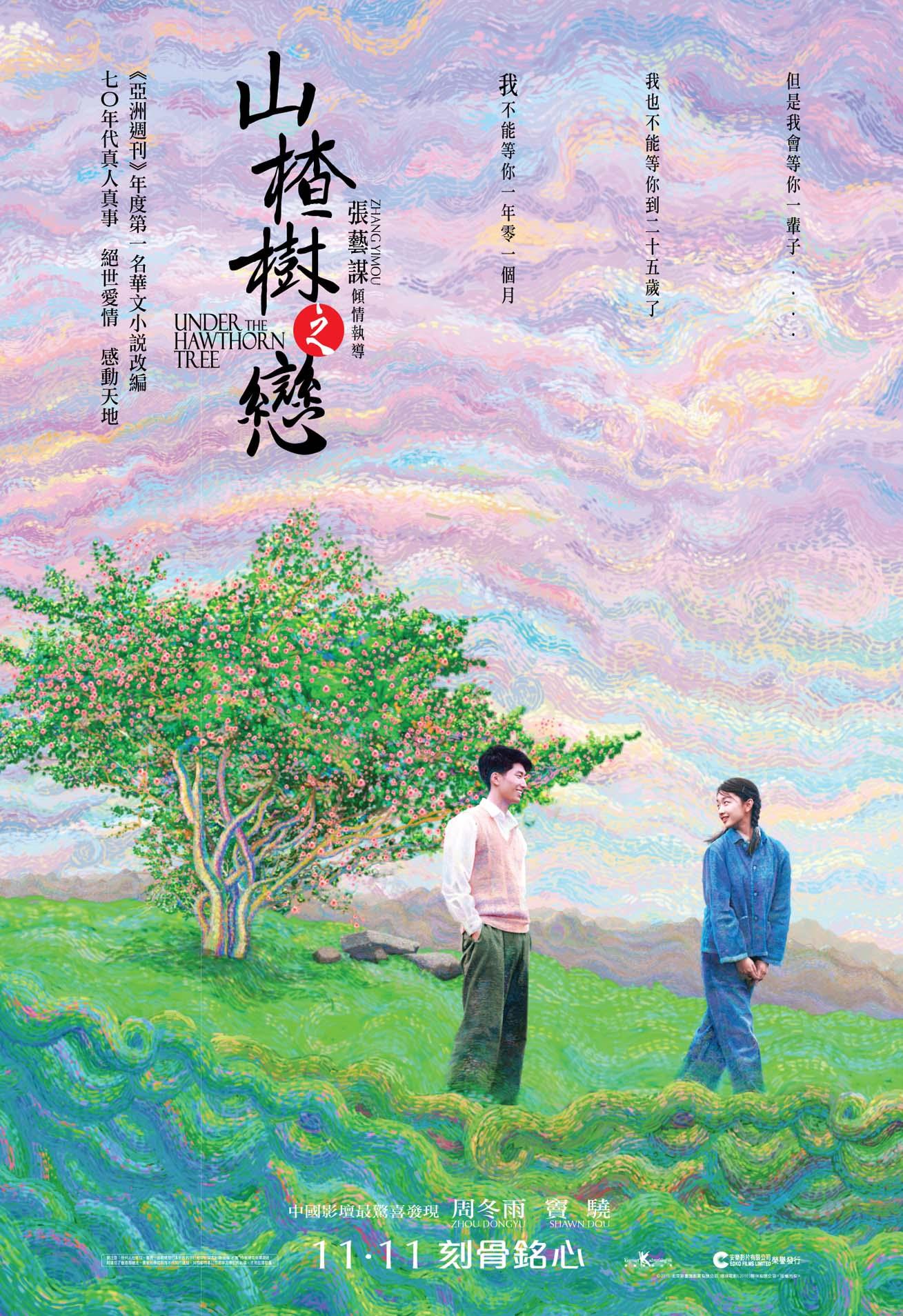 2010 中国《山楂树之恋》绝世爱情,感动天地