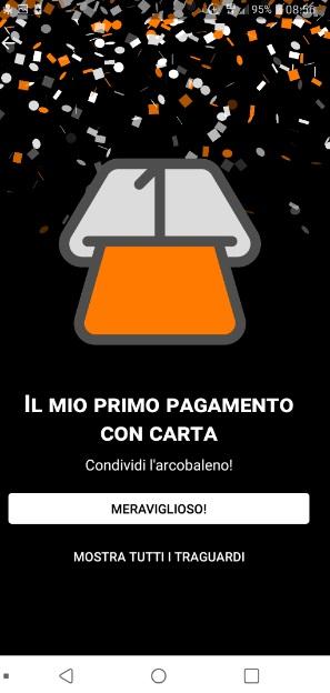 Bunq! 3 Bellissime carte +Bonifici Istantanei e 25 IBAN usa e getta INCLUSI + PROMO 10,00 € DI APERTURA 2019-Set-18-Prelievo1
