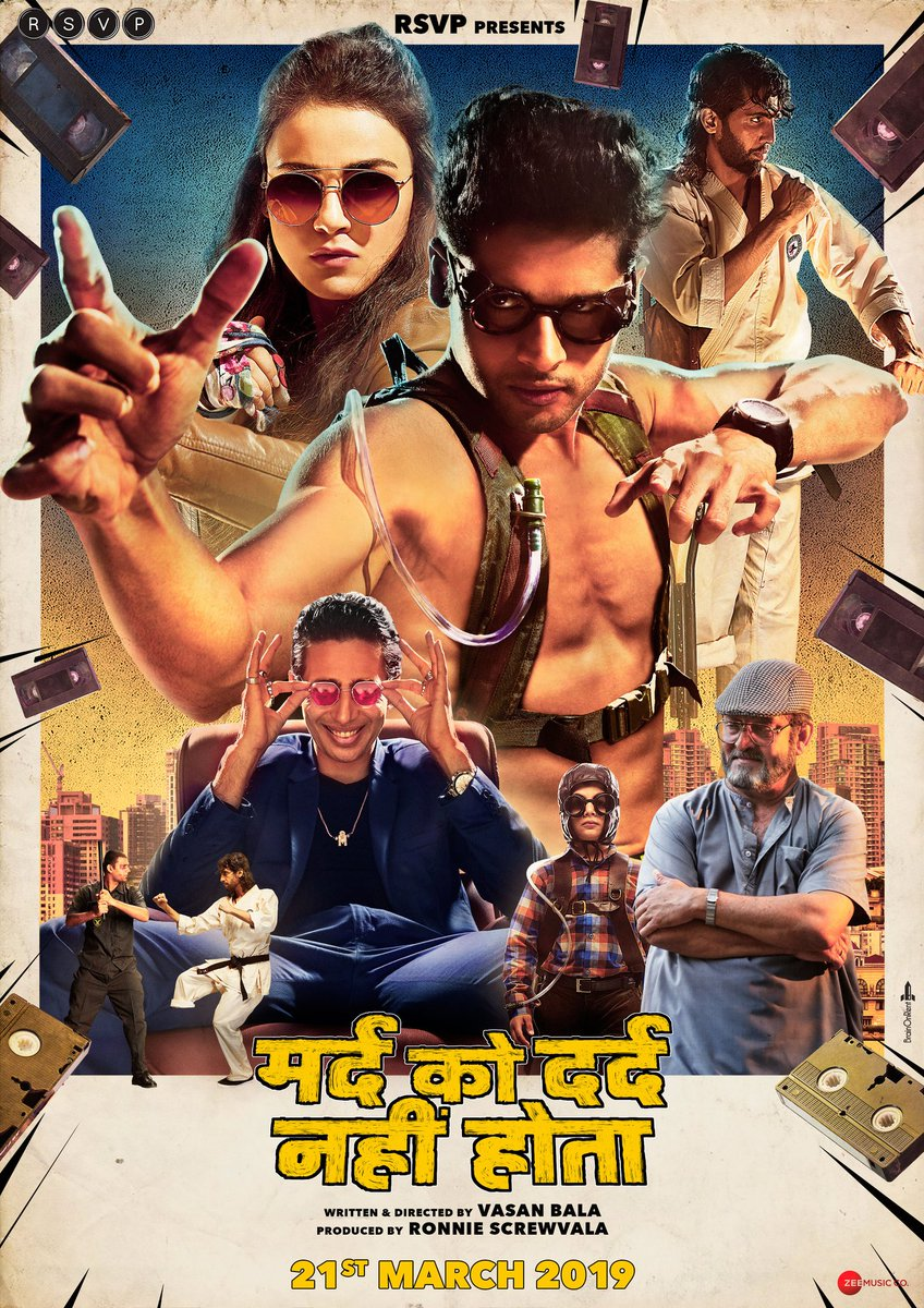 Mard Ko Dard Nahin Hota (2019) Hindi 480p WEB-DL x264 AAC 350MB ESub