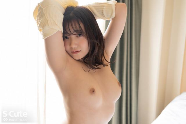 S-Cute 858_madoka_02 おっとり系制服巨乳娘に中出しH/Madoka