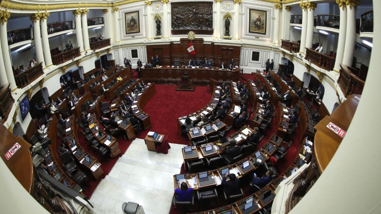 Bancadas discrepan sobre propuesta para regular prisión preventiva