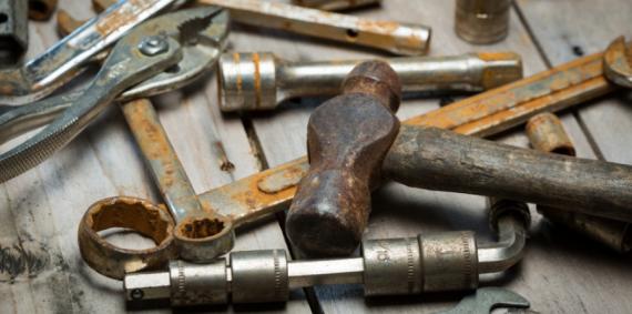 3 Cara untuk Menghilangkan Karat pada Peralatan Besi dengan Cepat