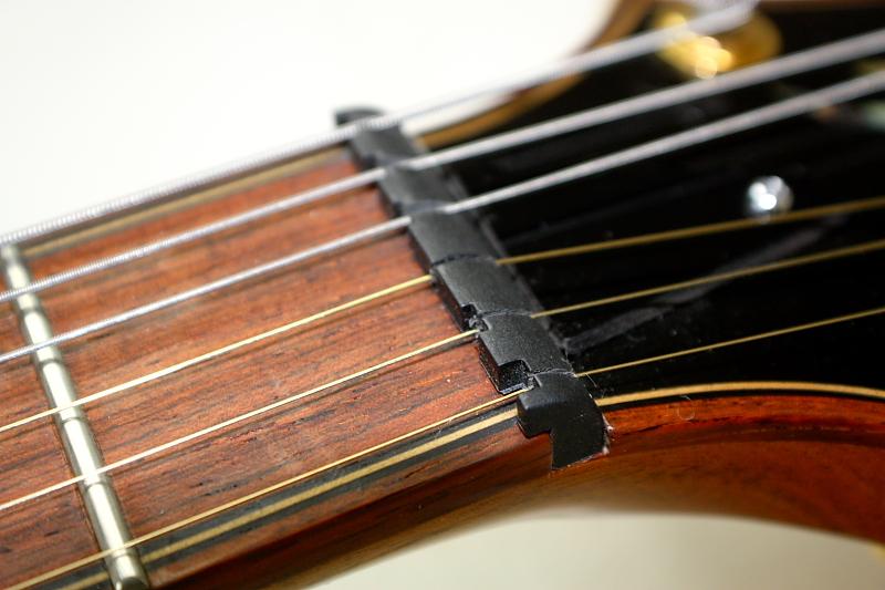 cejuela guitarra - partes de la guitarra
