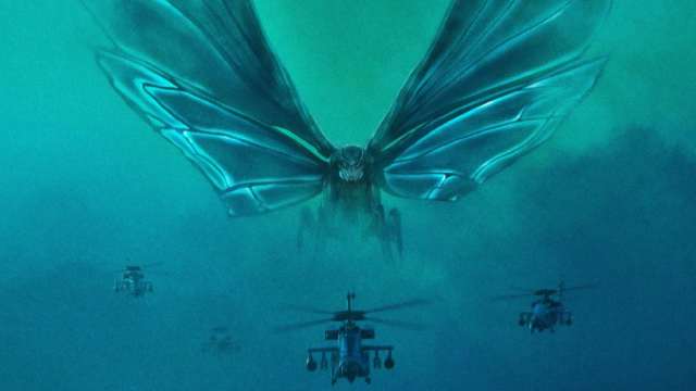 GODZILLA: KING OF THE MONSTERS Director Reveals Interesting Stipulation Toho Had Regarding Mothra