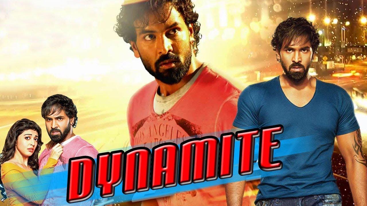 Dynamite 2019 Hindi Dubbed Movie WebRip x264 AC3