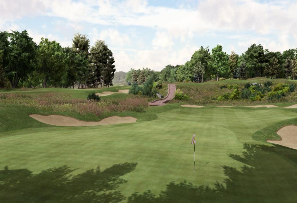 Tournament Golf Clubs