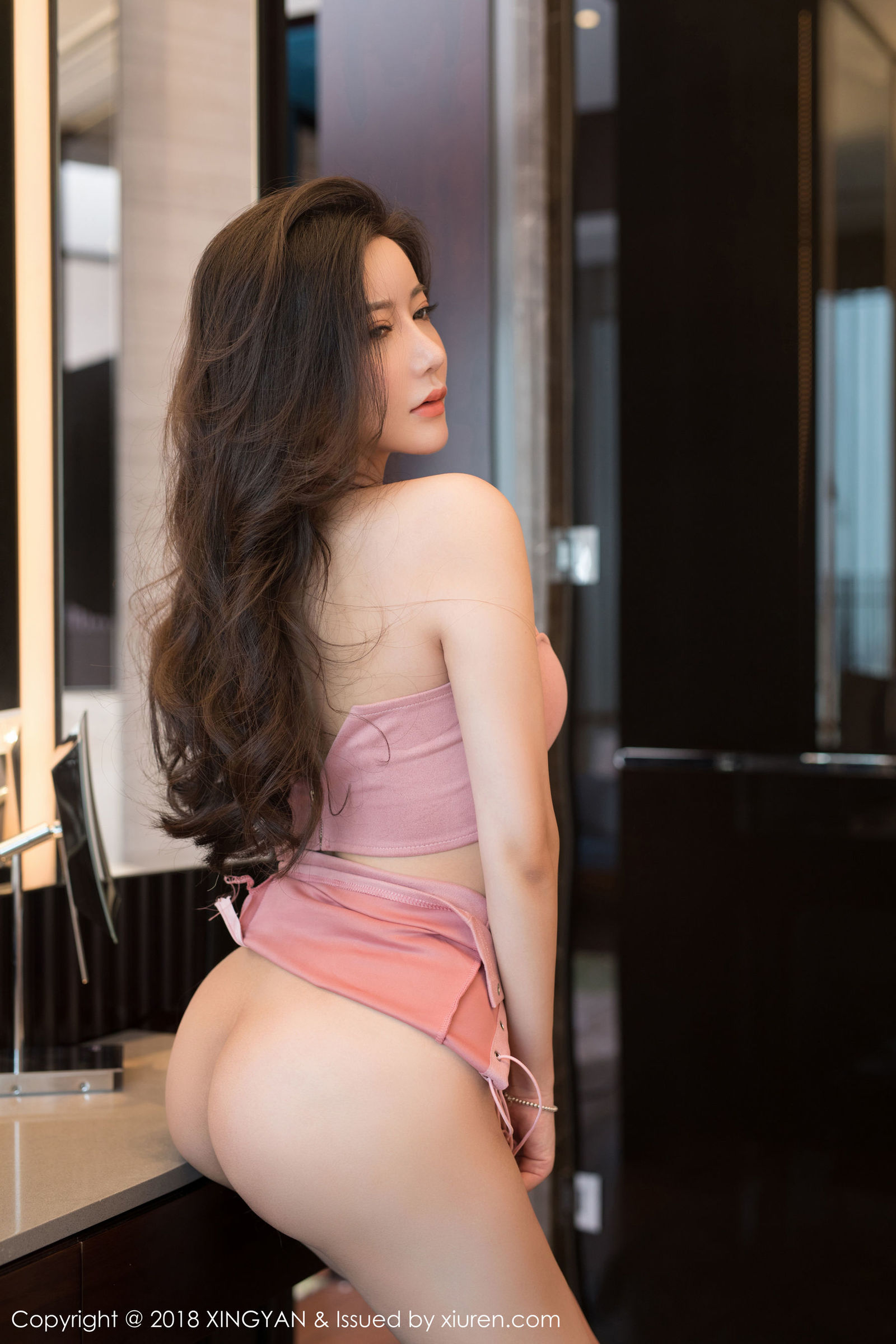 [XINGYAN星颜社] Vol.087 性感女神@心妍小公主第二套私房魅惑写真
