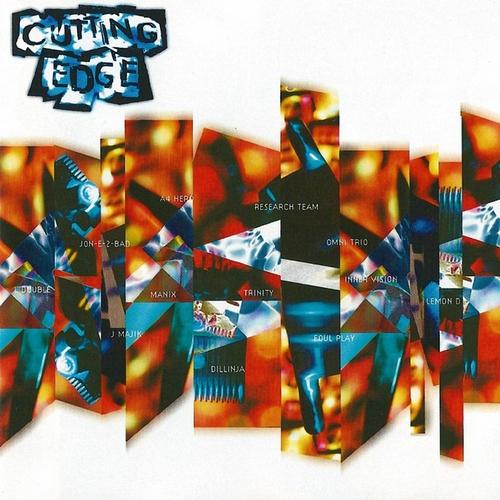 VA - Cutting Edge 1996