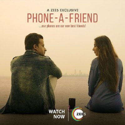 Phone-a-Friend (2020) Hindi 720p ZEE5 S01 Complete x264 2.3GB MovCr