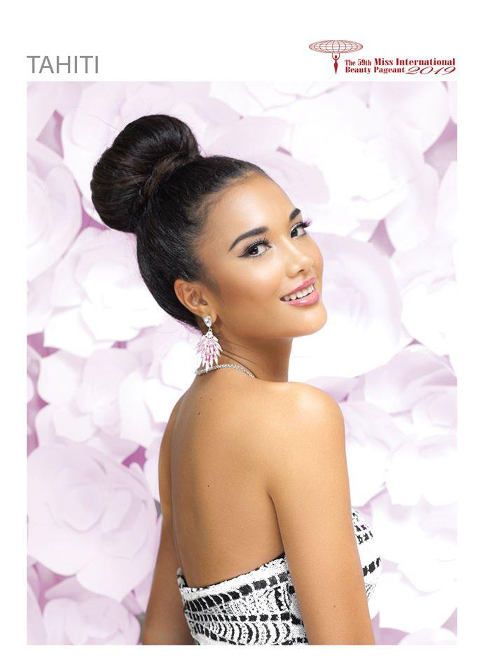 Round 31st : Miss International 2019 11