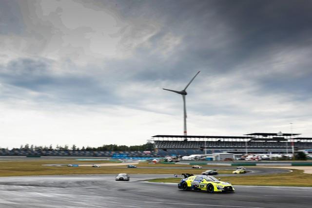 DTM – René Rast remporte le podium Audi au Lausitzring A204844-medium