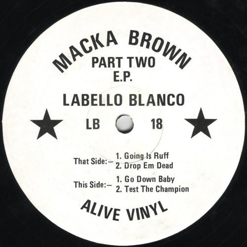 Macka Brown - Part Two E.P.
