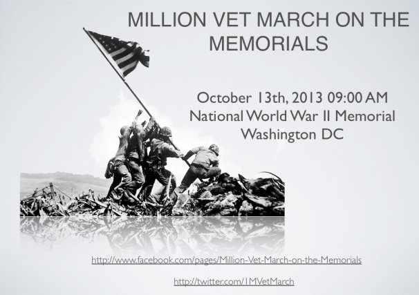 million-vet-march