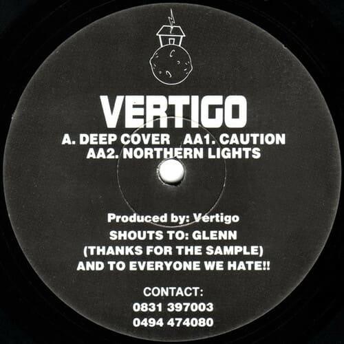 Download Vertigo - Deep Cover / Caution / Northern Lights mp3