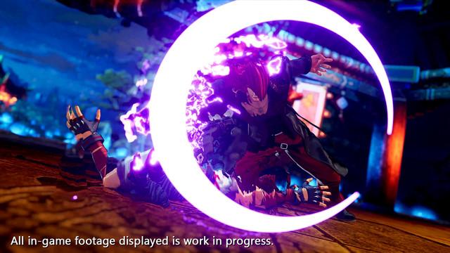 格鬥之王XV Iori Yagami預告片,截圖 The-King-of-Fighters-XV-2021-02-03-21-005