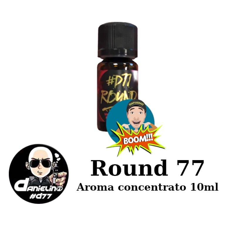 Aroma concentrato Round D77 in offerta