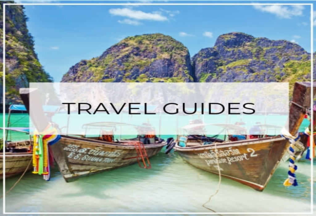 Holiday Adventure Travel Guide Legend