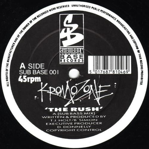 Download Kromozone - The Rush mp3