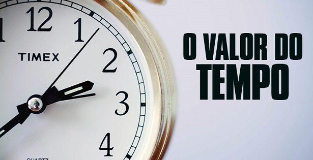 o-valor-do-tempo