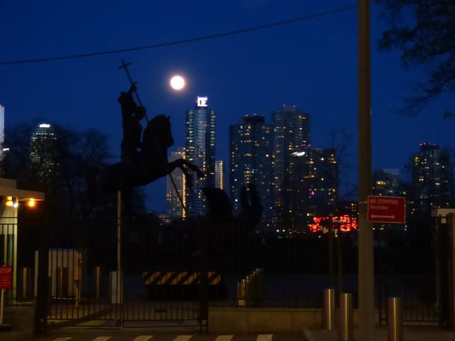 Saint Michael and the Pink Moon.jpg
