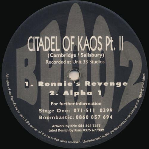Download Citadel Of Kaos - Part II mp3