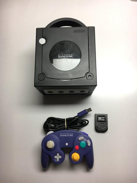 [Vendu] Nintendo GameCube DOL-001 Region Free XenoGC  IMG-0727