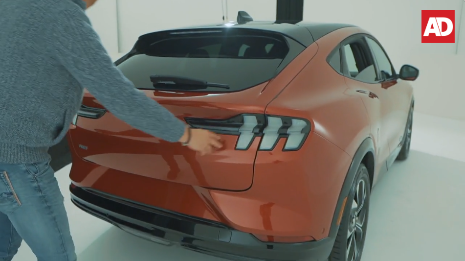 2020 Ford Mustang Mach-E 55