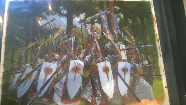 Galerie Daniel Maghen [originaux Warhammer Battle & 40K] 13
