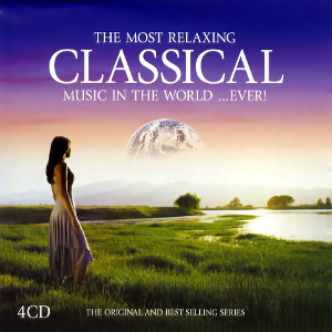 Compilations incluant des chansons de Libera The-most-relaxing-Classical-music-in-the-World-ever-300