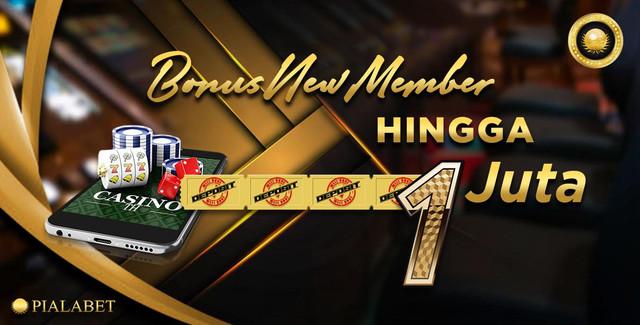 Bonus Member Baru Pialabet