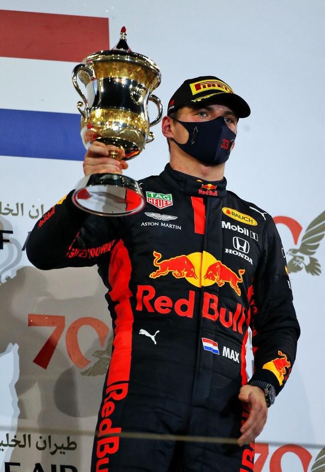 F1 GP de Bahreïn 2020 : Victoire  Lewis Hamilton  Max-Verstappen