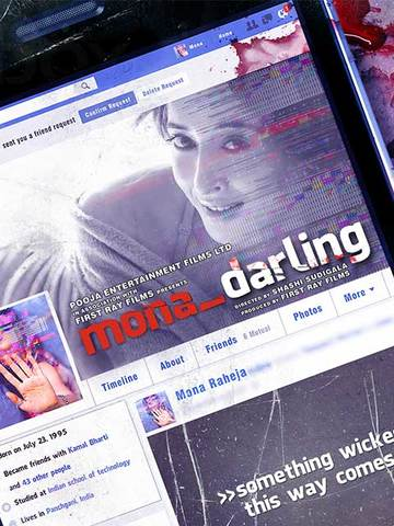 Mona Darling (2017) Hindi HDRip x264 AAC 300MB ESub 480p